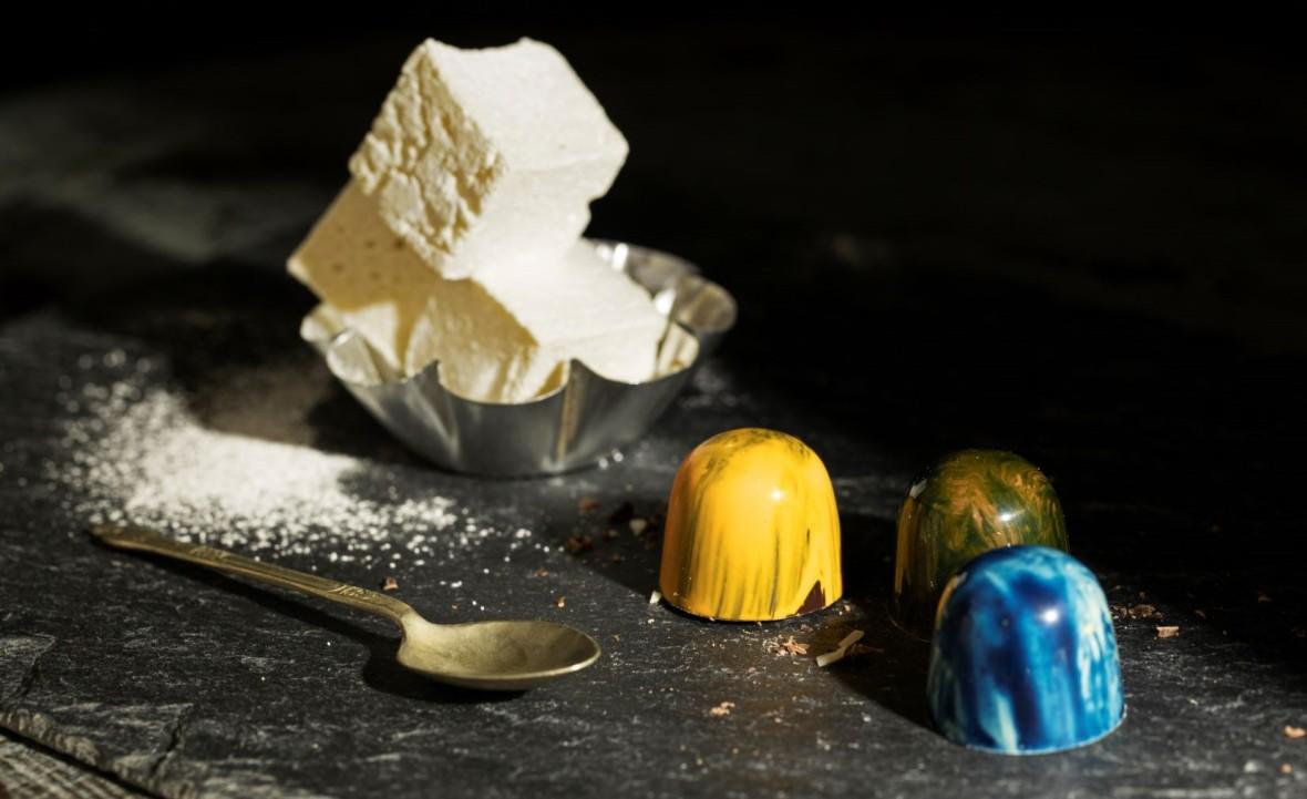 The Mallow Tailor - Marshmallow chocolates range