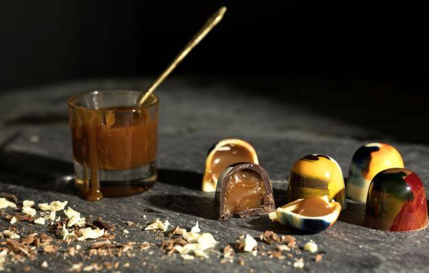 The Mallow Tailor - Sea Salt Caramel chocolates range resized